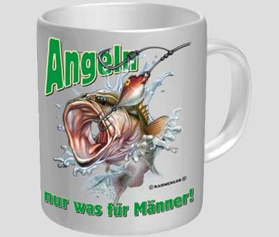 Angeln Nur Was Für Männer Kaffeebecher Lustige T Shirts